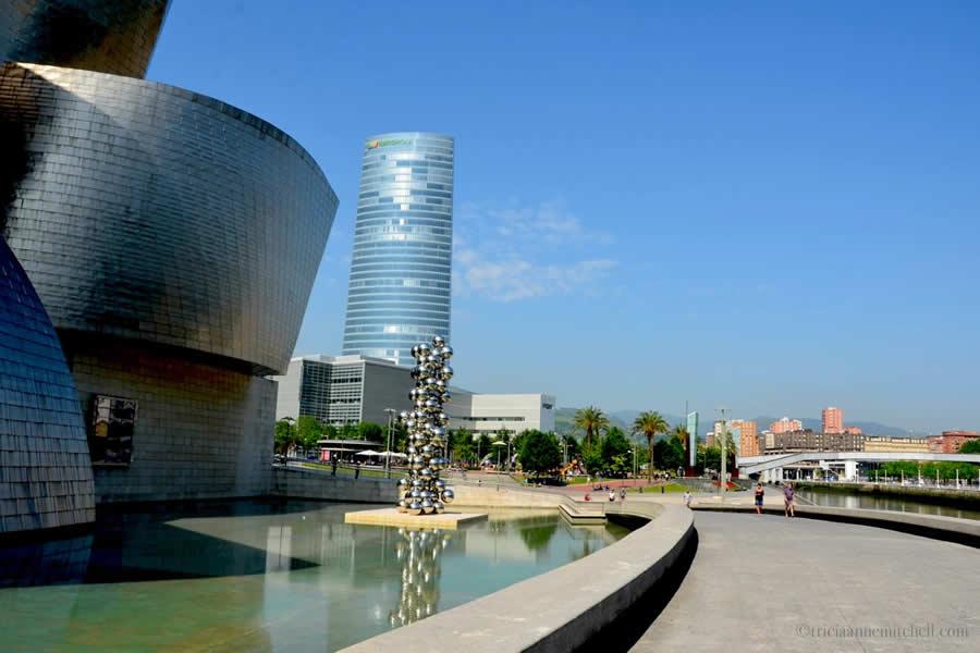 Guggenheim Bilbao Promenade