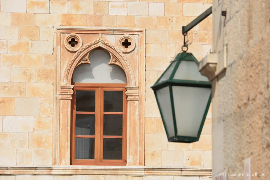 Hvar Architecture Lamp