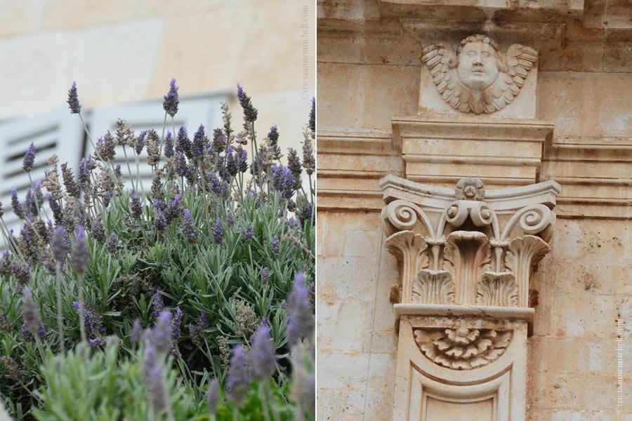 Hvar Town Lavender Architecture Croatia