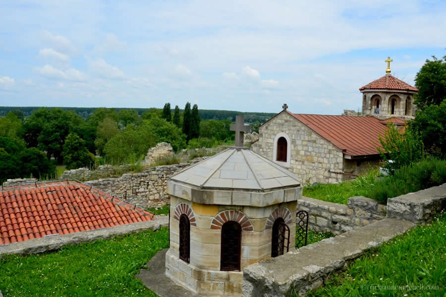 Kalmegdan Fortress Church Belgrade