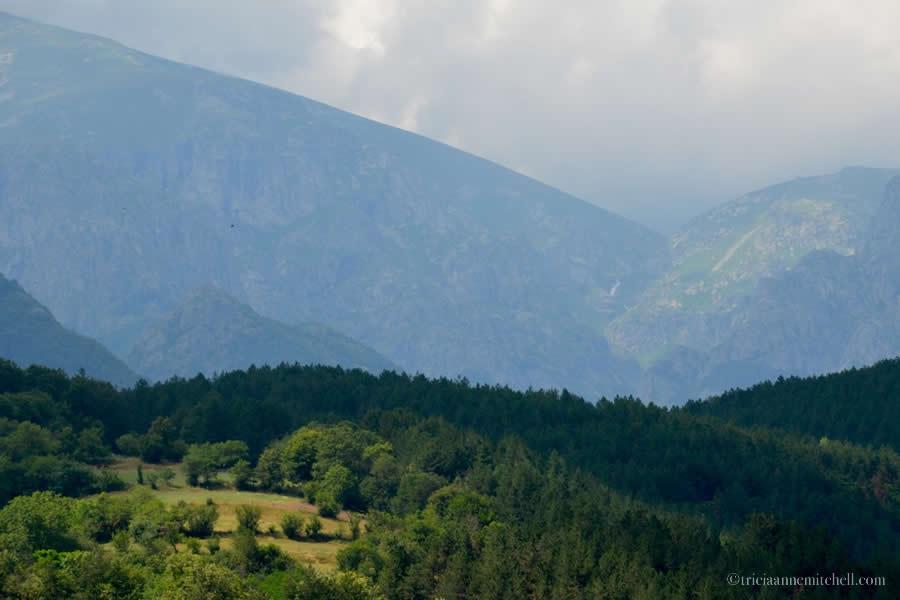Kalofer Mountains Bulgaria