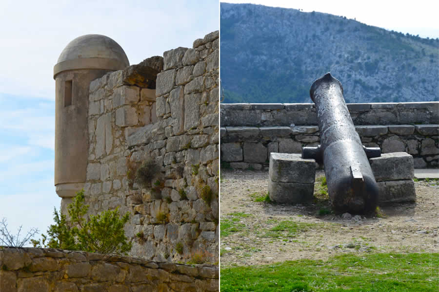 Klis Fortress Canon