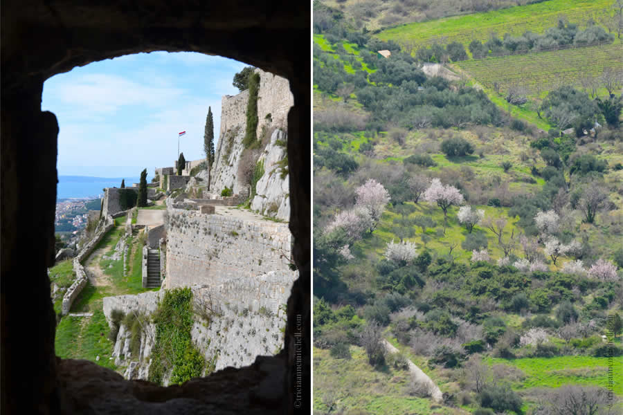 Klis Fortress Croatia Game of Thrones Tour
