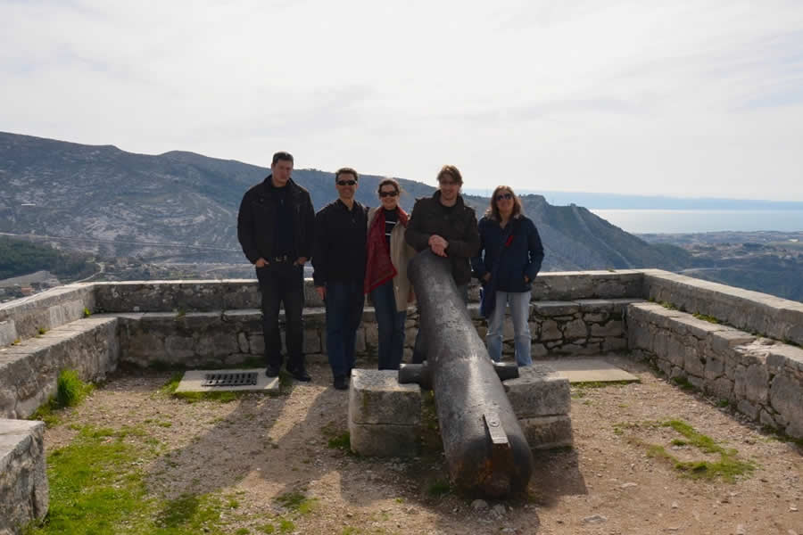Klis Fortress Game of Thrones Tour Split Croatia
