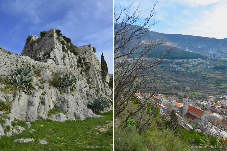Klis Fortress History Game of Thrones Tour Split Croatia