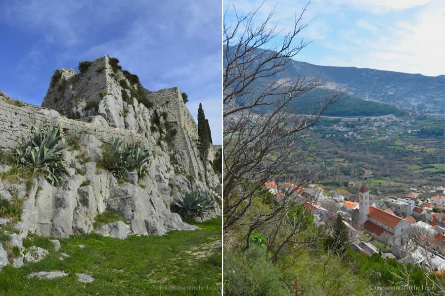 Klis Fortress History Game of Thrones Tour Split Croatia