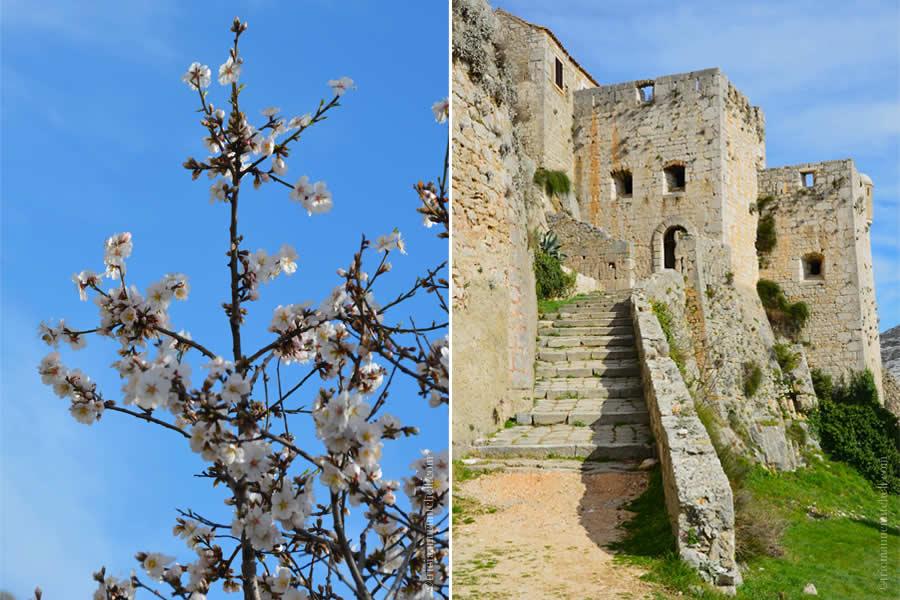 Klis Fortress History Split Croatia