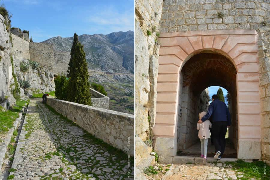 Klis Fortress Split Croatia Tour