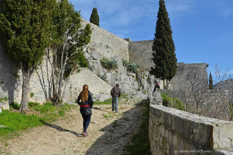 Klis Fortress Split Croatia