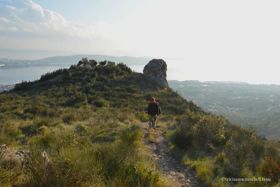 Kozjak Mountain Kastela Croatia