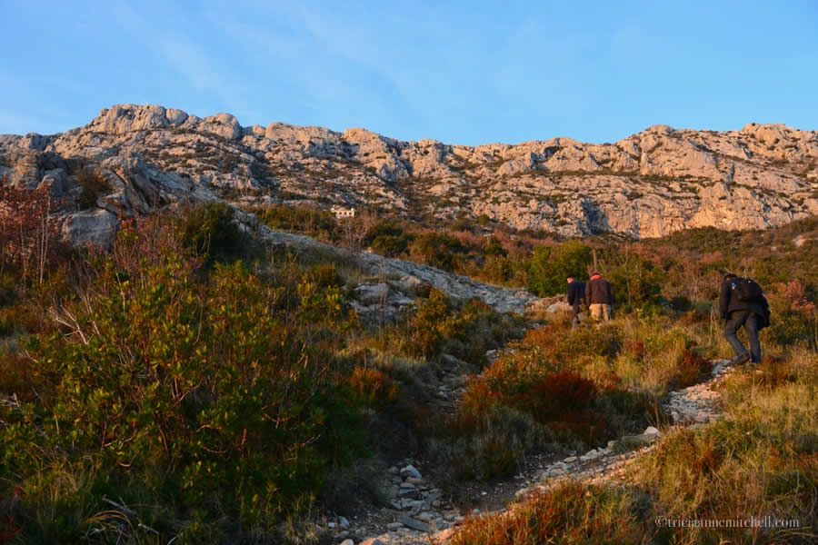 Kozjak Mountain Split Croatia Putalj