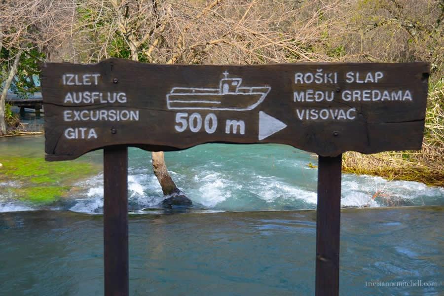 Krka National Park Boat Excursion