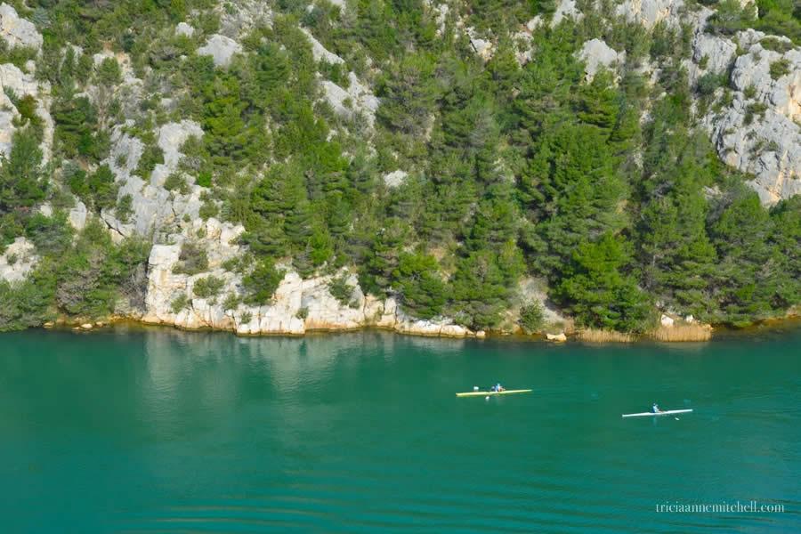 Krka National Park Croatia Kayaking