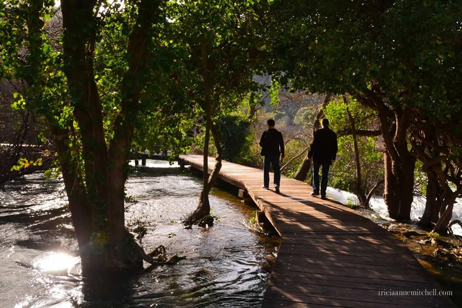 Krka National Park Croatia Walking Path