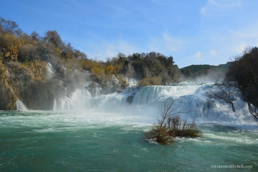 Krka National Park Croatia waterfalls