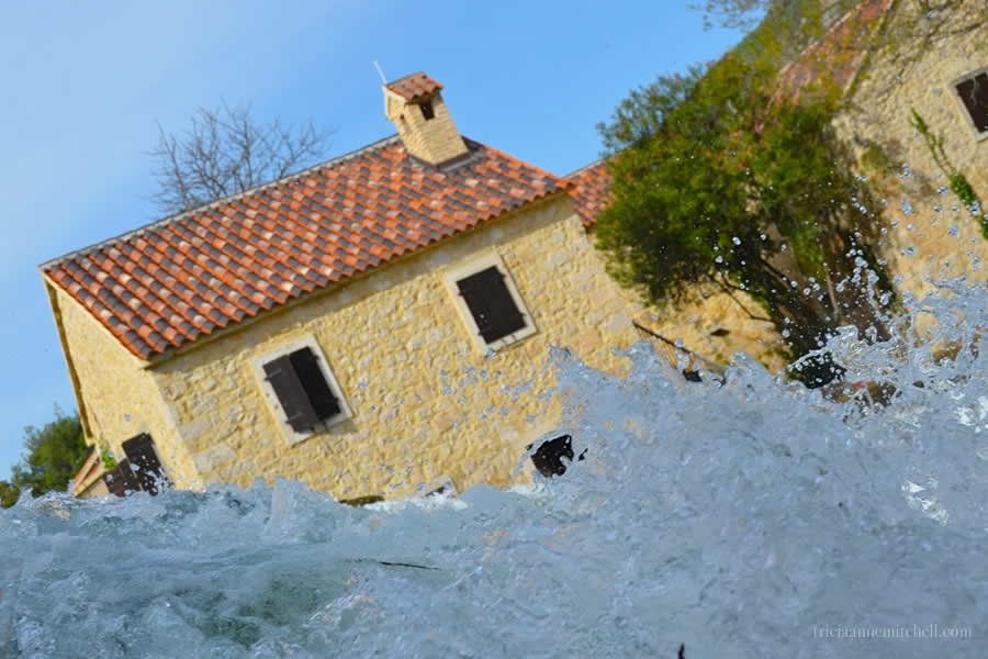 Krka National Park Mill and Raging Water