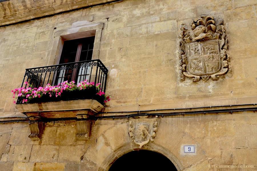 Labastida architecture