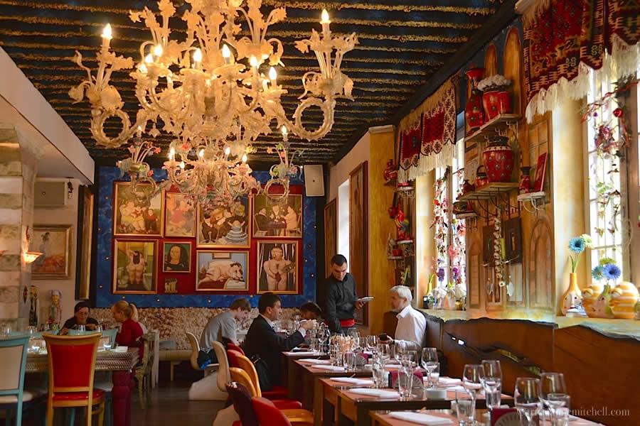 Lorenzo Kakalamba Restaurant Belgrade