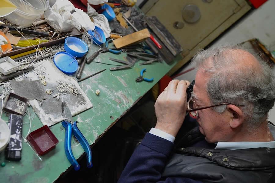 Making Filigree Jewelry Split Croatia