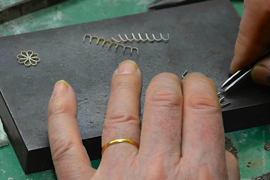 Making Filigree Jewelry Split Croatia