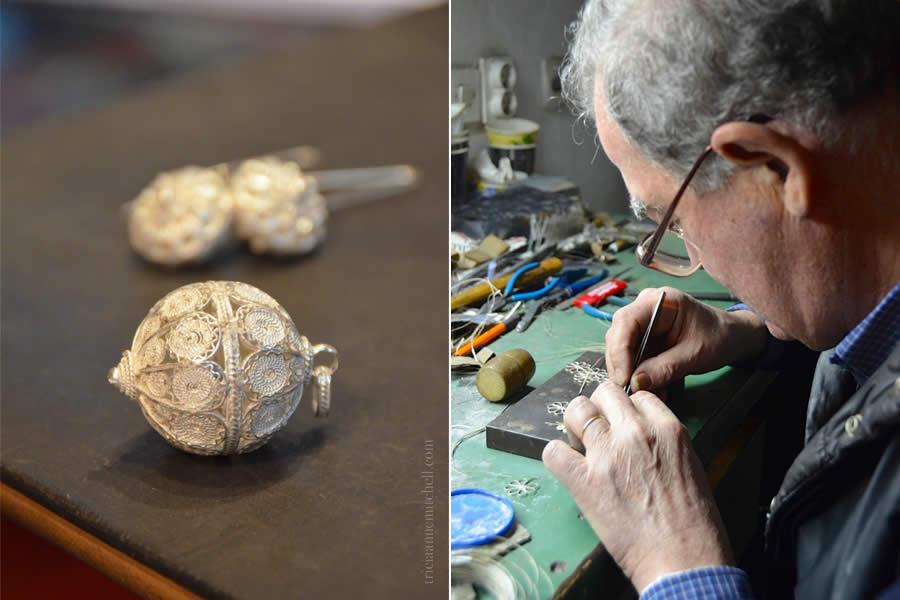 Master Jeweler Filigree Viktor Split Croatia