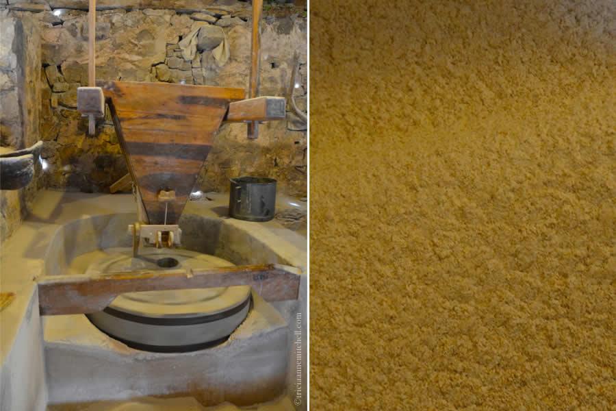 Old Croatian Flour Mill