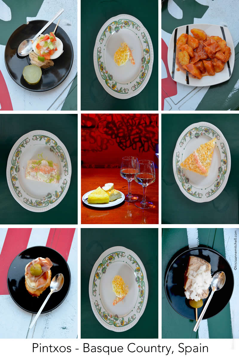 Pintxos Basque Euskadi Spain