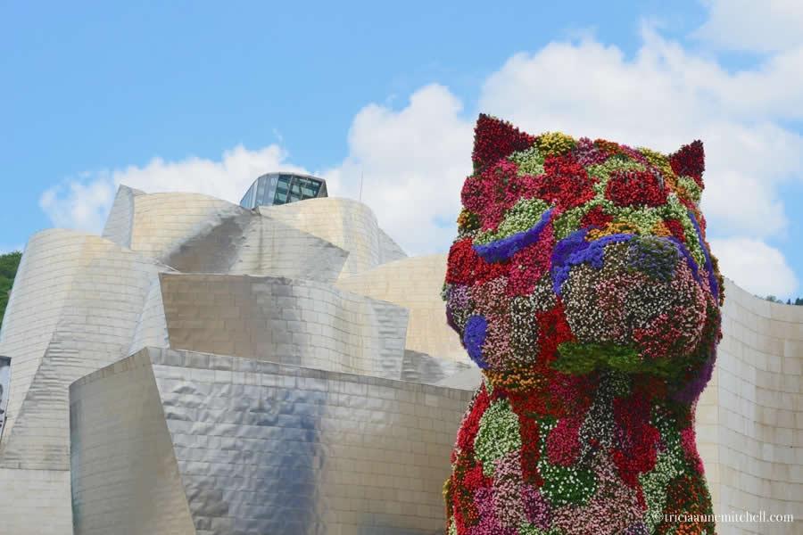 Puppy Guggenheim Bilbao