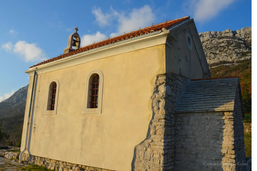 Putalj St. George Church Kastela Sucurac Croatia