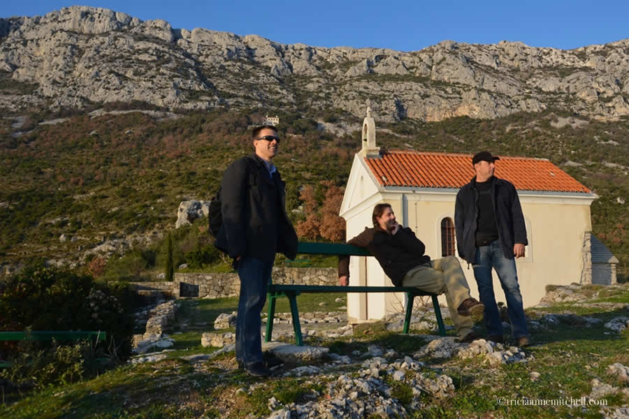 Putalj St. George Kastela Sucurac Croatia