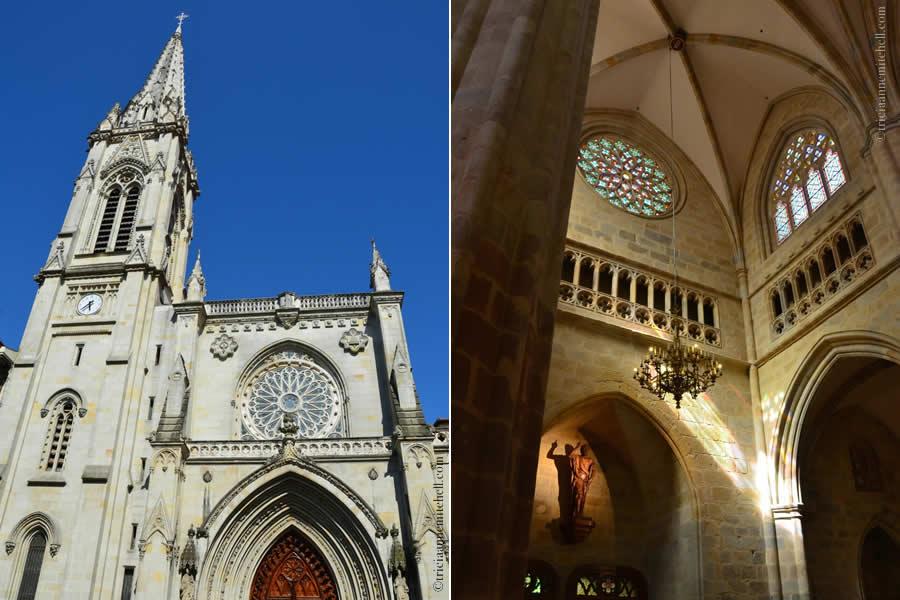 Santiago Cathedral Bilbao Spain