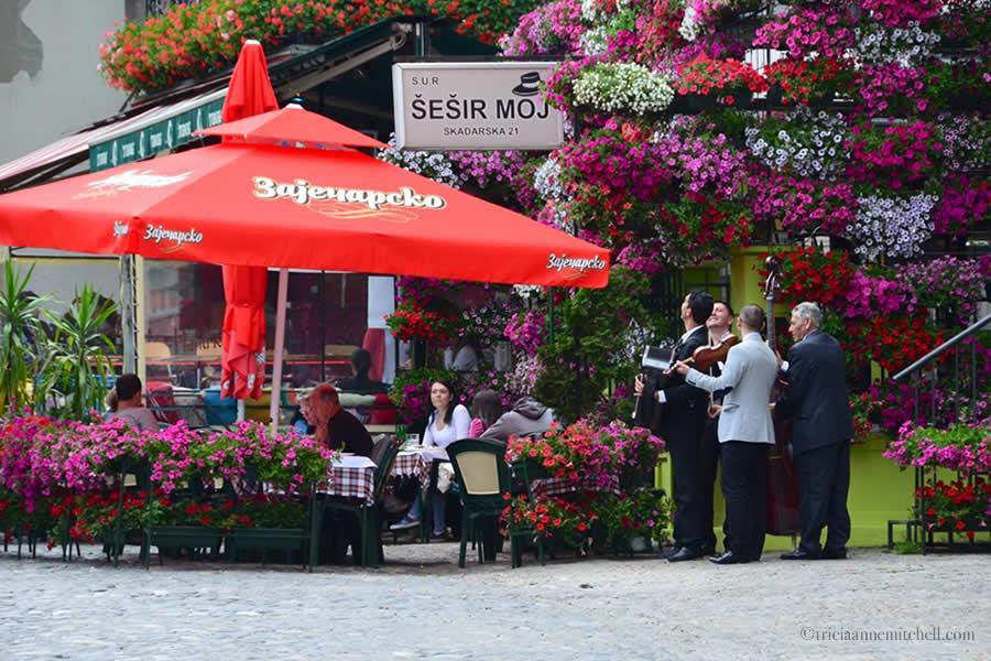 Skadarlija Montmartre of Belgrade