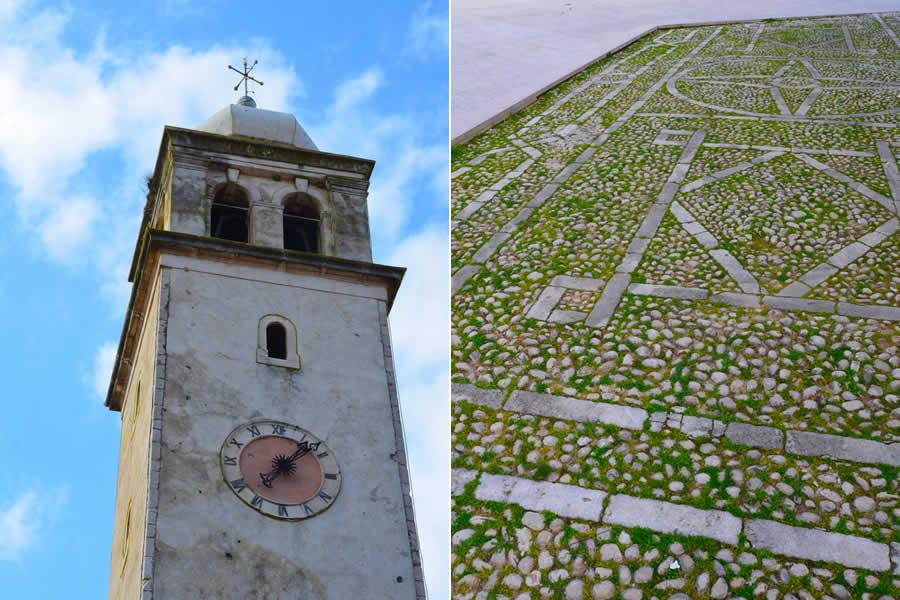 Skradin Croatia Church Mala Gospa