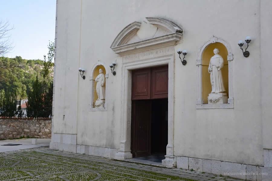 Skradin Croatia Church