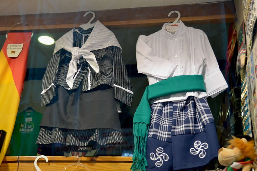 Traditional Basque Clothing Bilbao