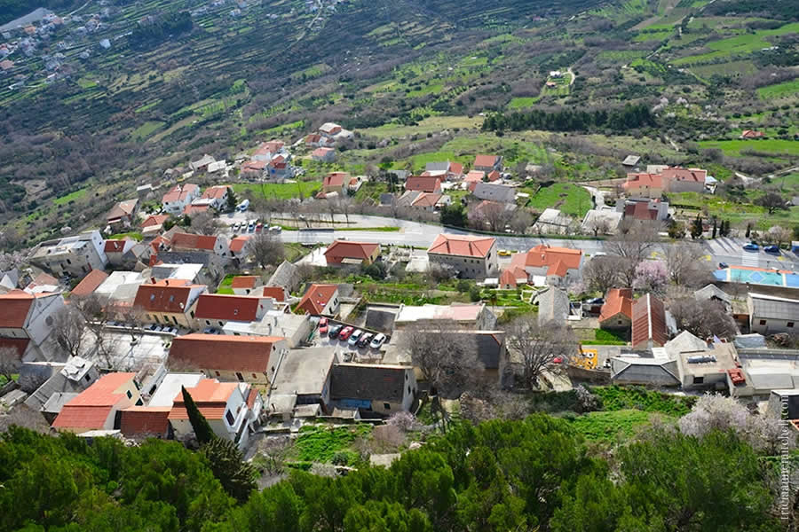 View Klis Split Croatia