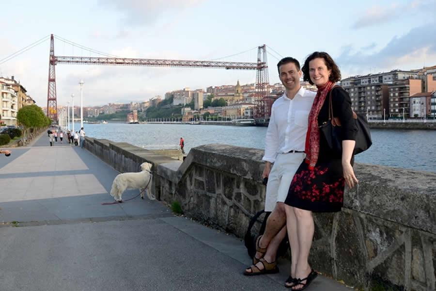 Vizcaya Bridge Bilbao