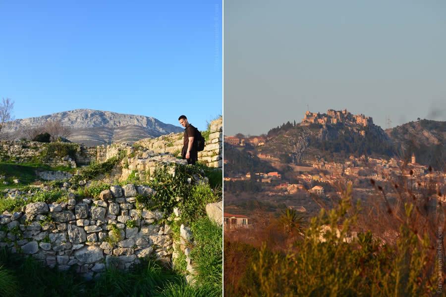 Ancient Salona Solin and Klis Fortress