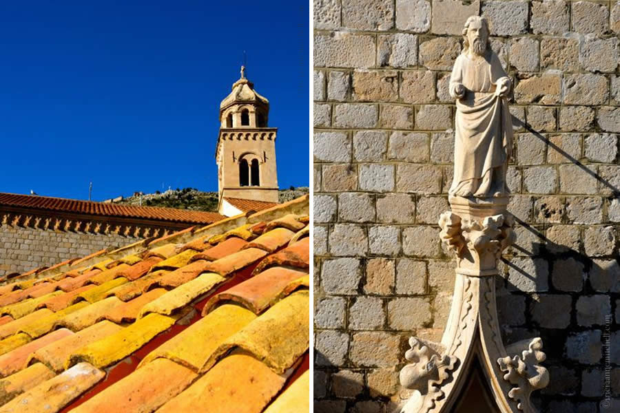 Dubrovnik Church Architecture