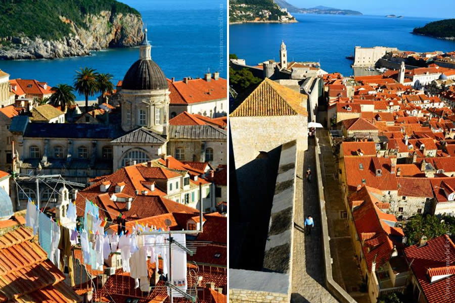 Dubrovnik Walking Walls Laundry Lokum Island