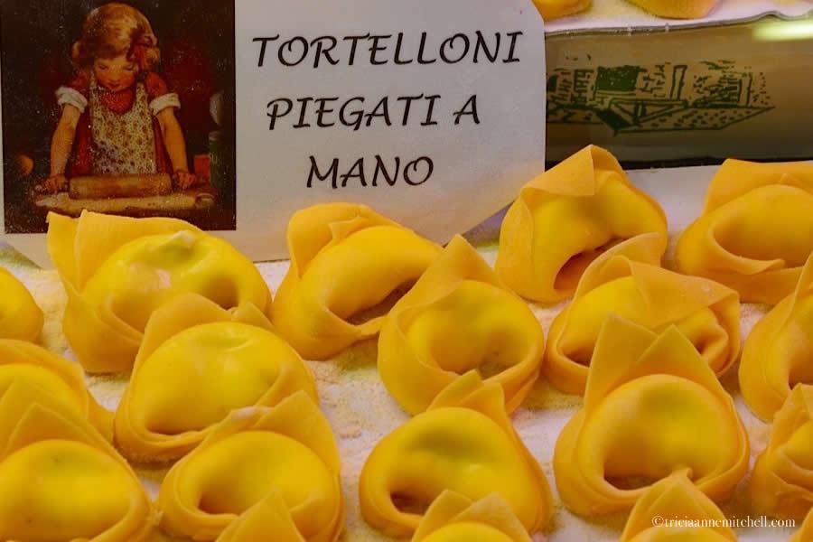 Fresh Tortelloni Italy