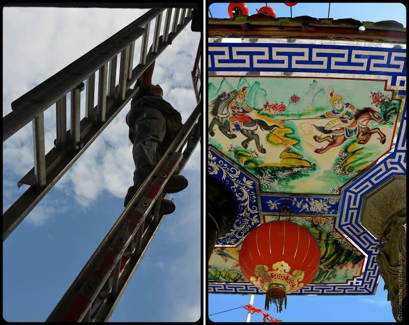 Georgetown-Penang-Chinese-Lantern