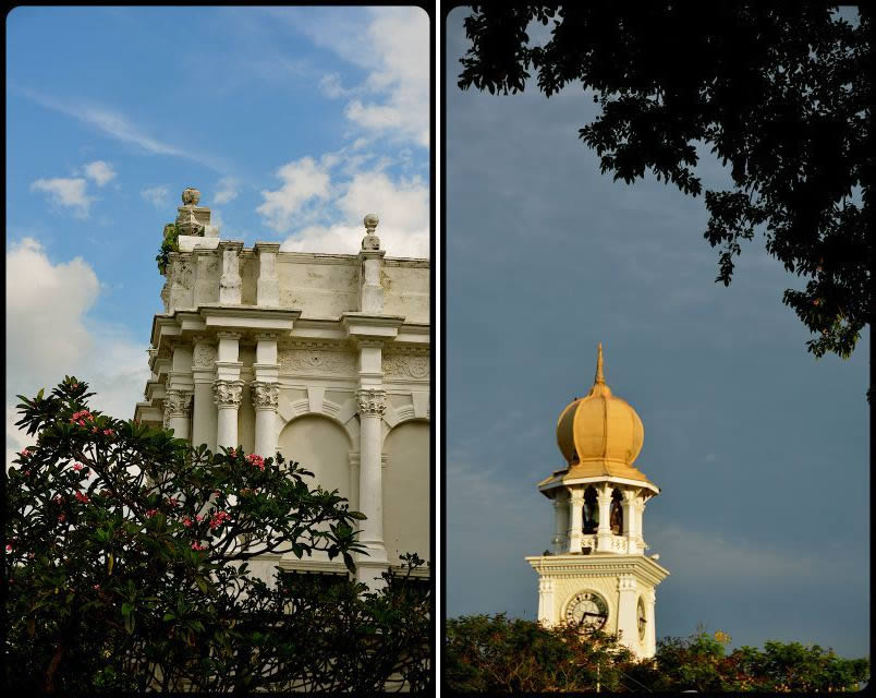 Georgetown-Penang-Queen-Victoria-Memorial-Clock-Tower
