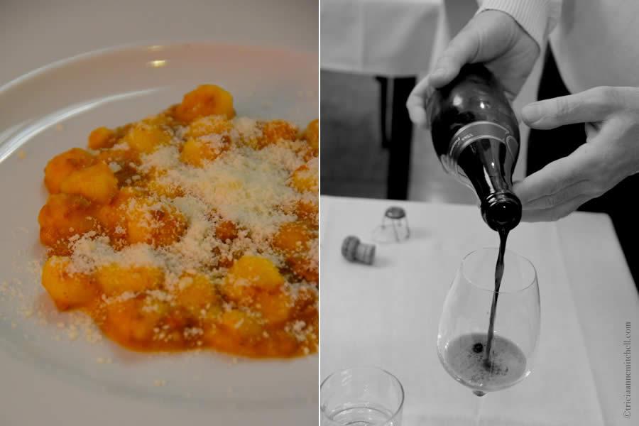 Gluten Free Gnocchi Restaurant Modena