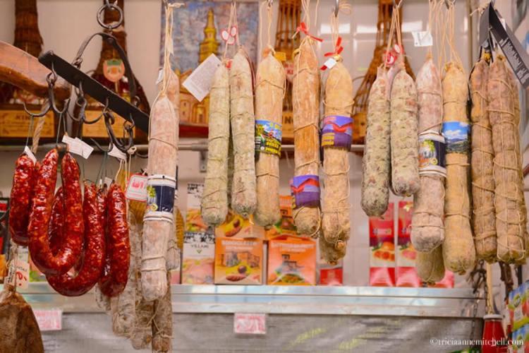 Italian sausage Emilia-Romagna