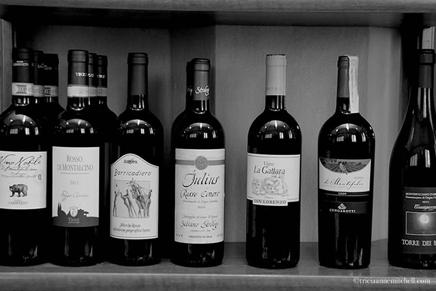 Italian Wine Stallo del Pomodoro Modena italy