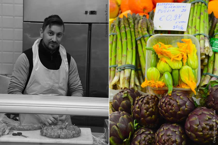 Modena Market Italy