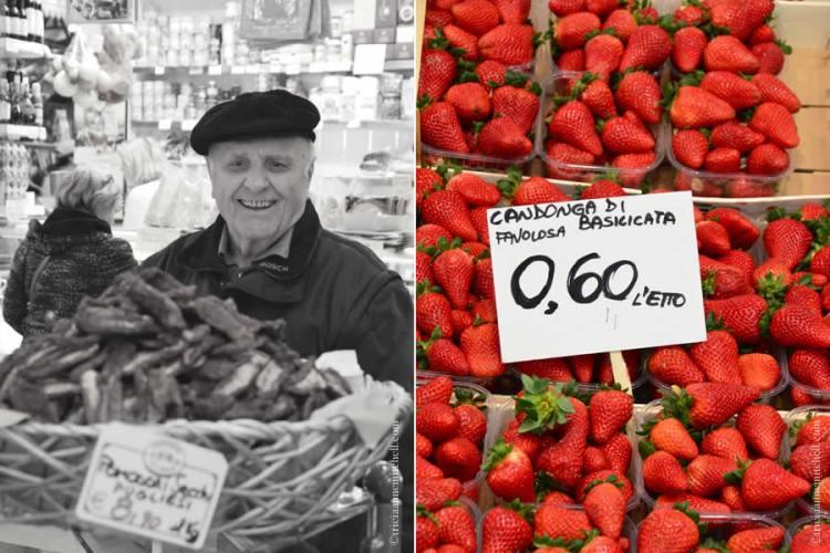 Modena Market Shoppers