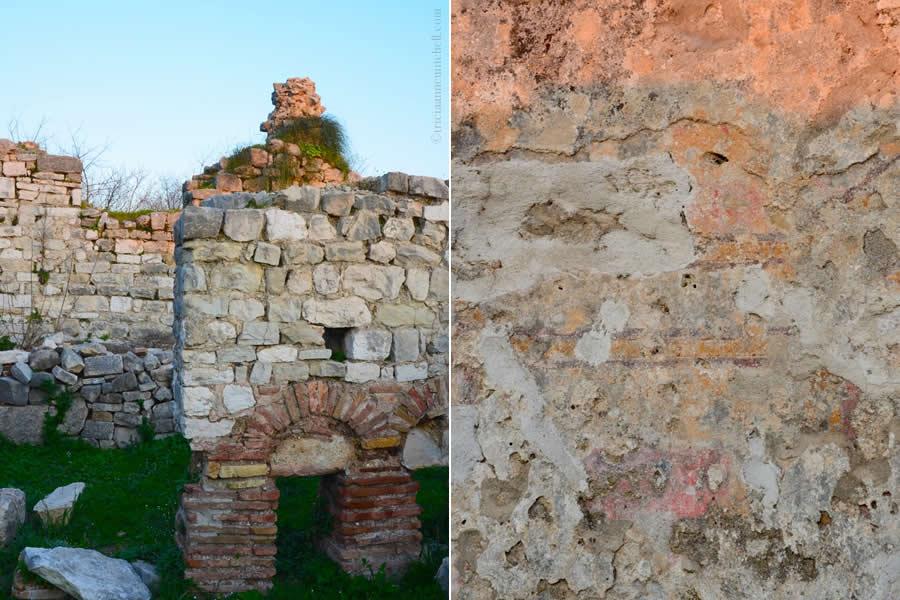 Salona ancient baths