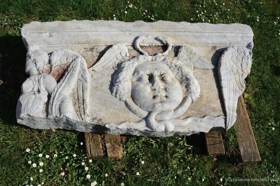 Salona Croatia Frieze Fragment
